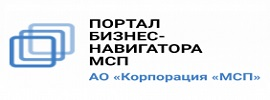 Портал Бизнес-навигатора МСП